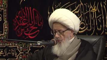 بیانات معظم له در جمع روحانیون اعزامی به مناطق محروم محرم1439
