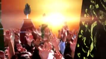 مراسم عزاداری ایام فاطمیه(اول)۱۴۳۷- روز سوم