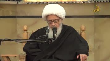 بیانات معظم له خطاب به امت اسلام و مردم ایران به مناسبت ایام فاطمیه