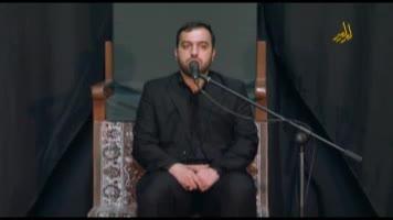 مراسم عزاداری ایام فاطمیه1436 (دهه اول) روز سوم