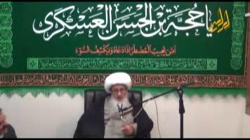بیانات آیة الله العظمی وحید خراسانی (دام ظله) در دیدار جمعی از دانشجویان دانشگاه سبزوار