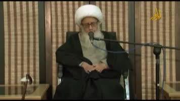 سخنرانی حضرت  آیت الله العظمی وحید خراسانی مد ظله در جمع مبلغین ماه رمضان