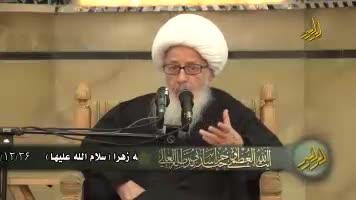 ارزش شیون زدن در عزای حضرت فاطمه زهرا سلام الله علیها