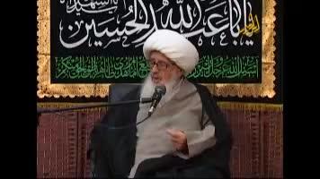 دیدار آیةالله العظمی وحیدخراسانی مد ظله با جمعی از مبلغین در آستانه محرم1434