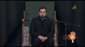 مراسم عزاداری ایام فاطمیه1436 (دهه اول) روز دوم