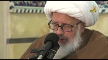 علی مع القرآن والقرآن مع علی
