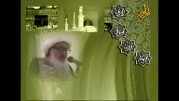 في سفر العمرة . في شهر رمضان 1427 هـ
