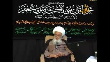 Imam Sadiq (ə)-ın tövsiyələri və o həzrətin şəhadət gününün ildönümü Məzhəbimizin rəisi