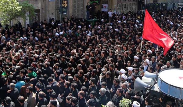 هیأت عزاداری معظم له سالروز شهادت حضرت فاطمه زهرا (سلام الله علیها)1437قمری